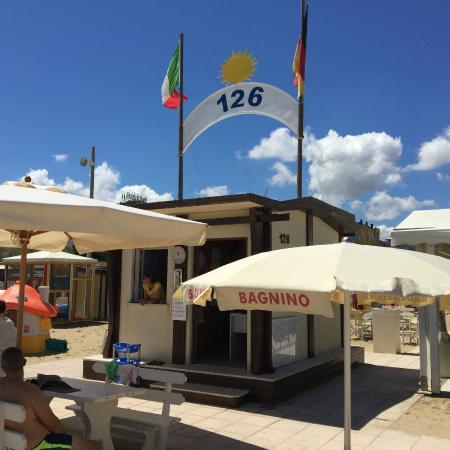 Риваццурра, Италия: Bella Spiaggia!!!!