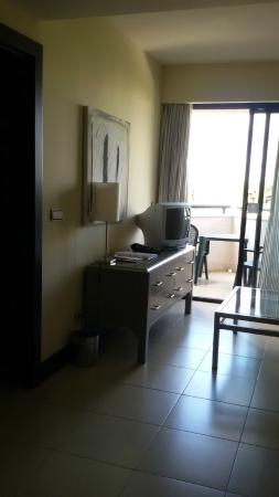 salon télé - Picture of Precise Resort El Rompido - The Hotel, El ...