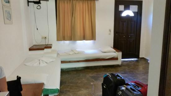 Hotel Pergamos Village: camera