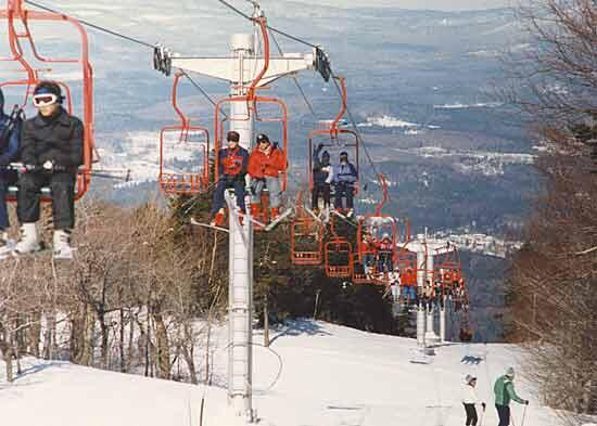 Londonderry, VT: Magic Mountain
