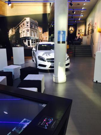 Mercedes me Store Hamburg
