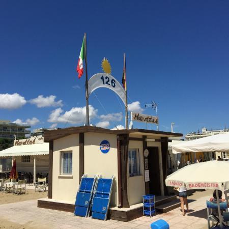 Bagno Tonelli 126 Rivazzurra Bagno Tonelli 126