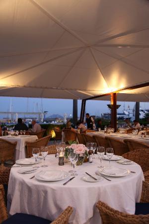 Reial Club Nautic Port de Pollenca Restaurante Foto