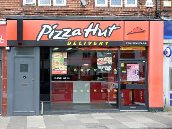 Pizza Hut St Albans Delivery 18 Beech Rd Restaurant