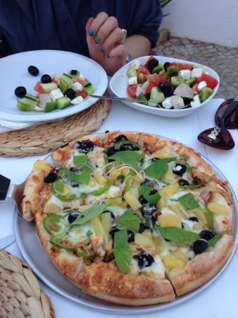 Senhor Frog's Pizzaria