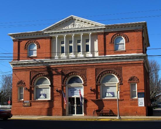 Richardson Maritime Museum