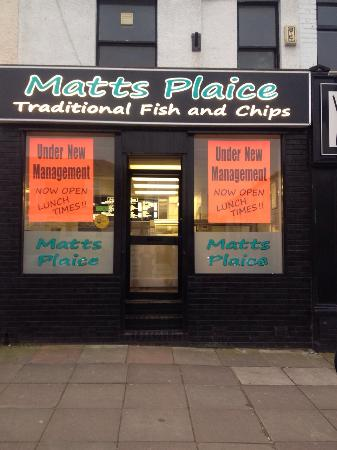 Matts Plaice