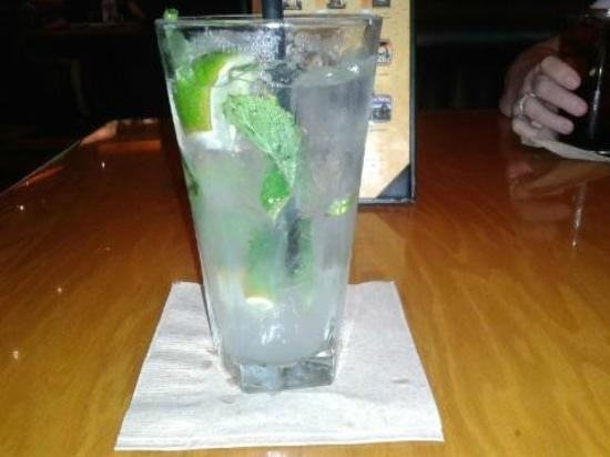 BJ's Restaurant & Brewhouse: A delicious Mojito
