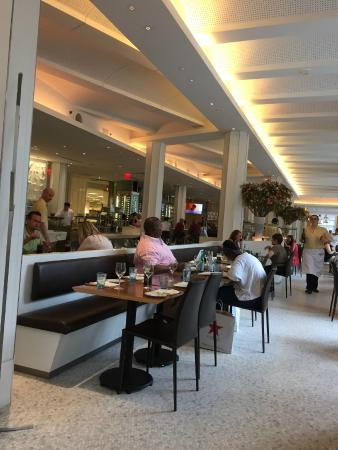 Restaurant Interior Picture Of Stella 34 Trattoria New York City Tripadvisor