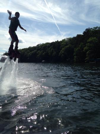 Jet Set Flyboarding