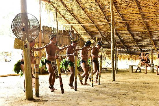 Amazon Jungle Palace: ritual