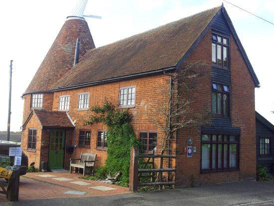 Church Oast : Wonderful Place To Stay