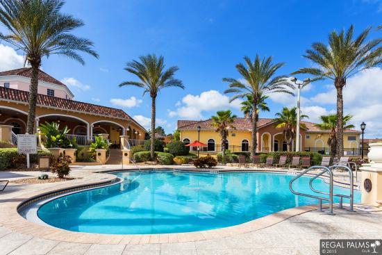 Regal Palms Resort Spa Davenport Floride Avis Villa Tripadvisor