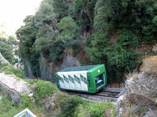 Sant Joan Funicular Railway: Волшебные впечатления от поездки!
