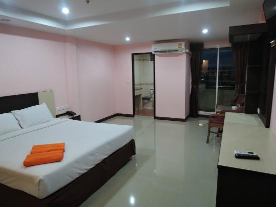 A A Pattaya Ville Hotel Prices Reviews Thailand Tripadvisor