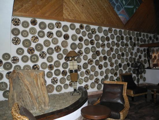 Tarangire Sopa Lodge: hall