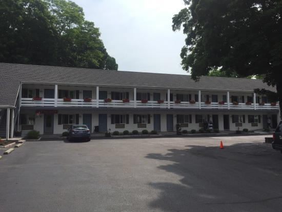 Roosevelt Inn: Very pleasant stay!