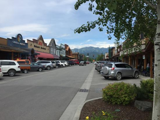 ‪‪Whitefish‬, ‪Montana‬: Downtown Whitefish, Mt.‬