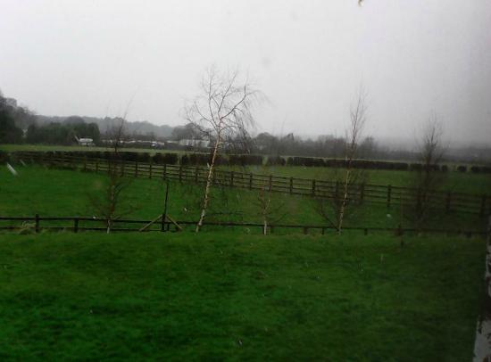 Broomedge Farm Cottages: View from Cottage