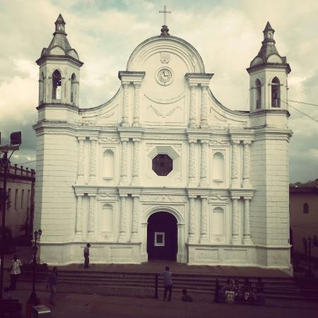 Santa Rosa de Copan, Honduras: Iglesia Catedral