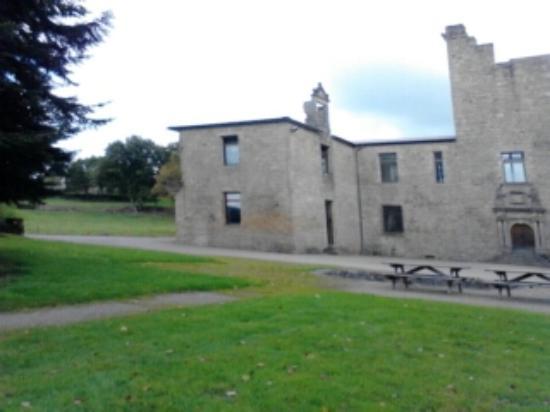 VVF Villages Nedde: château du VVF