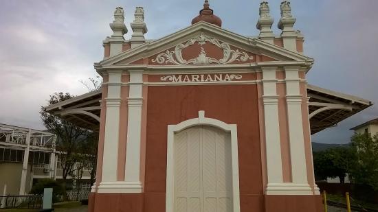 Museu Estação Ferroviária de Mariana