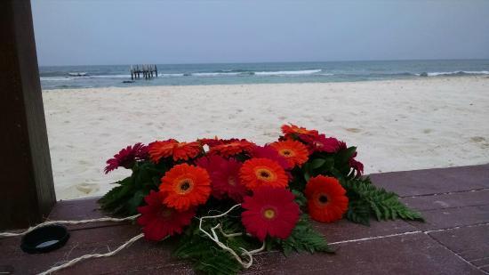 IBEROSTAR Paraiso Del Mar: Beautiful wedding gazebo