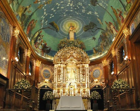 Paroquia Nossa Senhora do Brasil