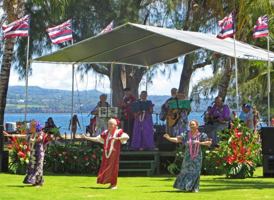 King Kamehameha Day Fesitval on Coconut Island & King Kamehameha Day Fesitval on Coconut Island - Picture of ...