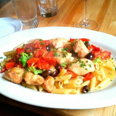 Mistralino Ristorante: Seafood Penne
