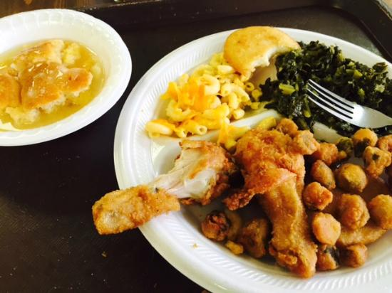 Soul Food Restaurants In Ozark Al