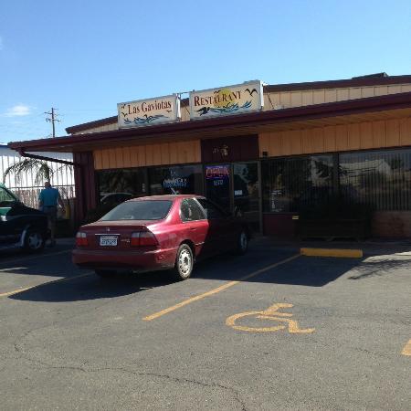 Las Gaviotas Restaurant : Just what we wanted -- local, low-key, tasty food