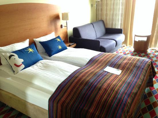 Go To The Sky Bar Review Of Tivoli Hotel Copenhagen Tripadvisor