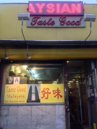 Photo of Asian Restaurant Taste Good Malaysian Cuisine at 8218 45th Ave, Elmhurst, NY 11373, United States