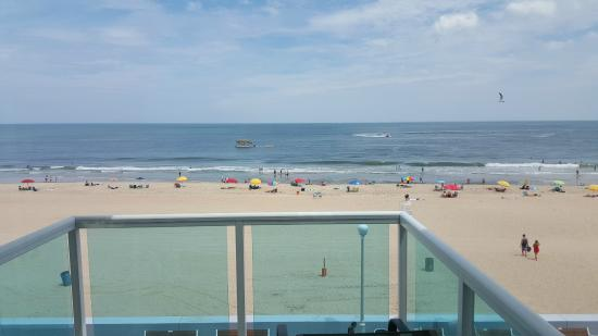 beautiful ocean front view from private balcony picture of rh tripadvisor com