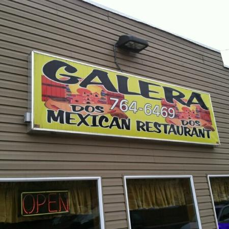 Outside Photo Of Galera Dos Mexican Restaurant 654 Bloom St Danville Pa 17821