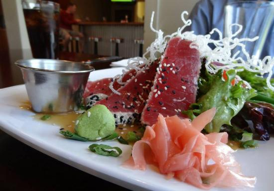 Long Beach, WA: Ahi