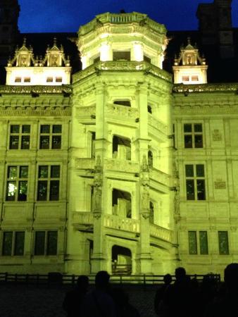 Chateau royal de blois
