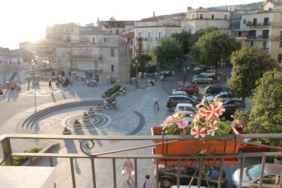piazza centrale di Cetraro - Picture of B&B La Terrazza, Cetraro ...
