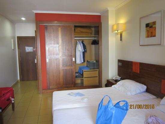 Hotel Praia Sol: nice clean rooms