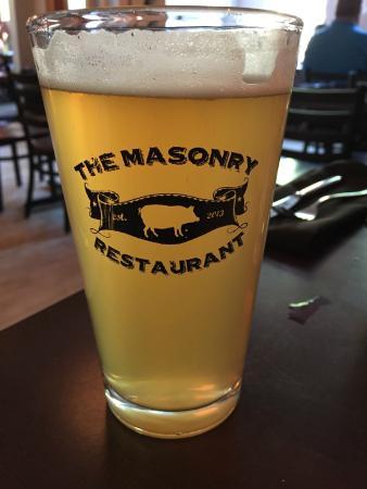 The Masonry : beer!