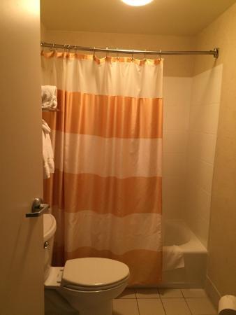 SpringHill Suites Denver Airport : Bathroom