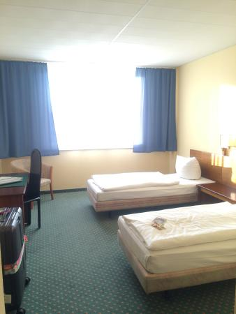 Quality Hotel Dresden West: 部屋の様子
