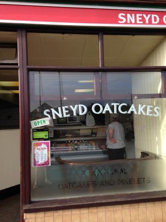 Sneyd Oatcakes
