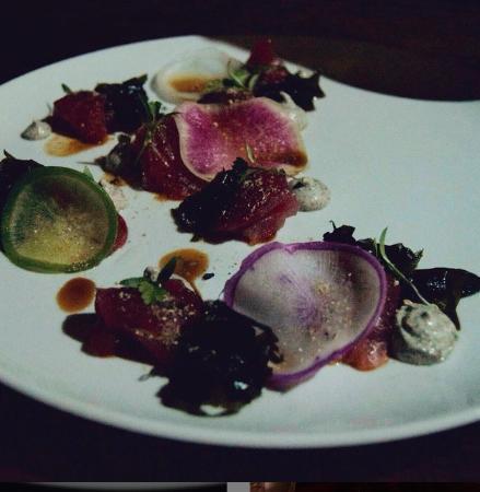 ophelia's: Sashimi de atún
