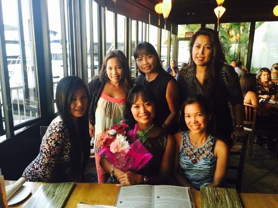 view - Picture of Tantalum Restaurant, Long Beach - TripAdvisor