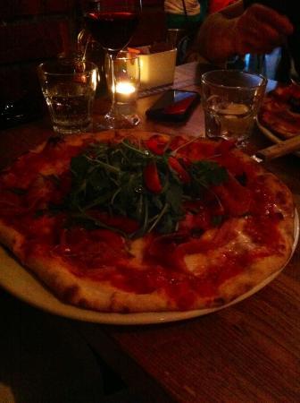 Lambretta Pizzeria & Wine Bar