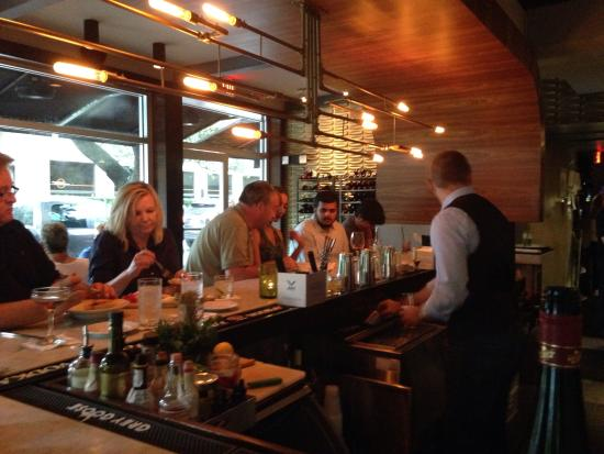 Amazing Hamburger - Picture of The Public Kitchen & Bar, Savannah ...