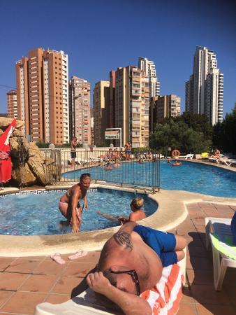 Apartamentos Primavera Loix: Nice pool