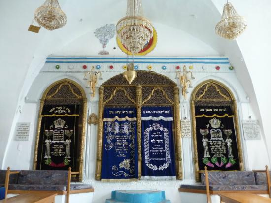 The Sephardic Synagogue of the Ari : Интерьер